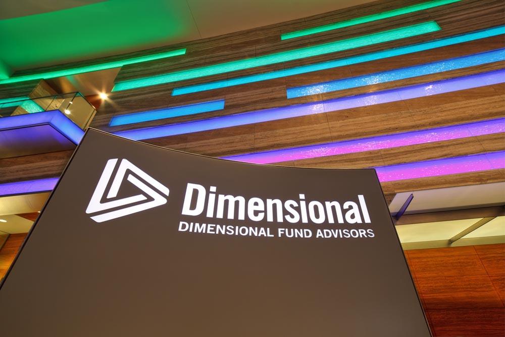 Brett Investment - Dimensional Fund Advisors