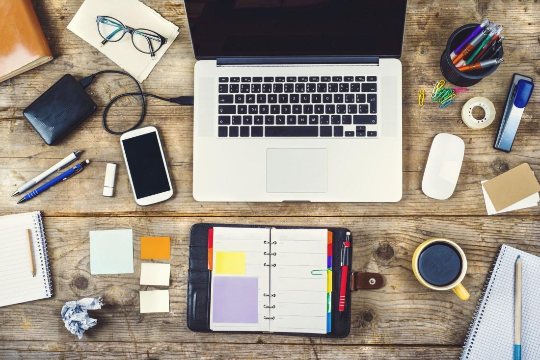 The evolution of the desk